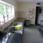 Kitchen at Tewin Village Hall