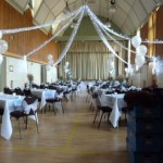 Wedding at Tewin Memorial Hall
